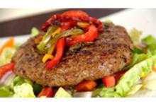 Bison Craft Burger - Grass Fed - 10 x 4 oz. each