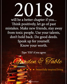 2018 will be a better chapter if you quote.... #Quotes