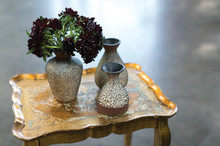 "Chia Bud Vase Collection - 4.5"" x 6""- 3 sizes available"