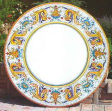 Raffaello su Fascia Round Table Design - many sizes, shapes available