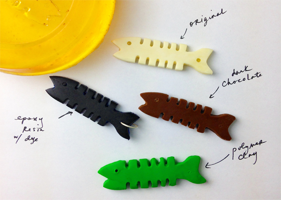 1 Part, eco-friendly  mold making material. Make molds of almost anything!