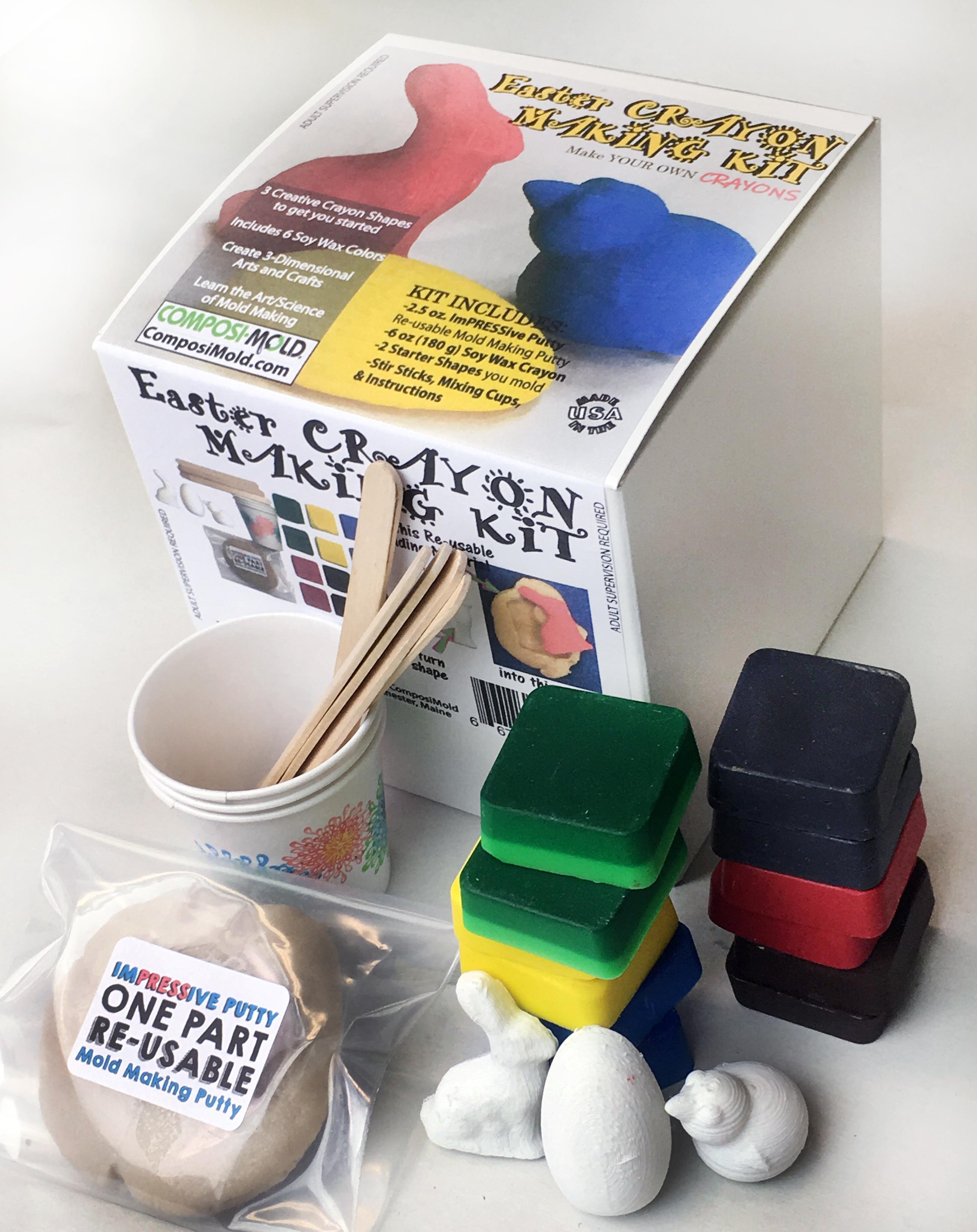 STARTER MOLD MAKING KIT The Only ReUsable Mold Making Kit