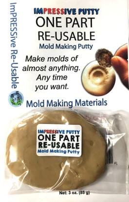 ImPRESSive Reusable Mold Making