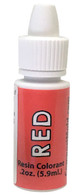Red Epoxy Pigment Dye