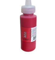 Red colorant, dye, pigment, 2 ounces of color for epoxy resin