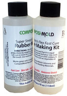 Rubber making kit 8 oz.