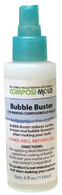 Bubble Buster to reduce bubbles from sticking to your part while making the mold.  16 fl. oz.