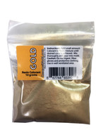 Gold colorant for gold epoxy