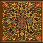 World Bazaar Backsplash Tile