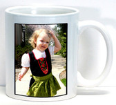 Your Photo Custom Coffee Cup Personalized