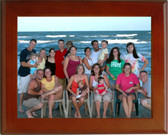 Custom Photo Tile Framed, Great Gift Idea