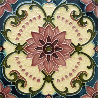 Decorative Charming Deco Artistic Back Splash Accent Tile for Sale