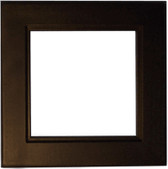 Black Tile Frame for 6 inch tile