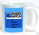 Dunder Mifflin Mug Coffee Cup