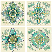 French Country Backsplash Tile Set