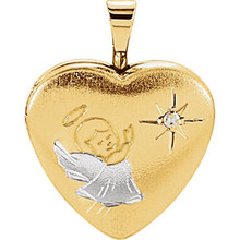 Keep those you love close to your heart with this uniquely designed Lockets! Designed in Yellow Gold Plated Sterling Silver this beautiful locket will be a timeless treasure for many years to come.