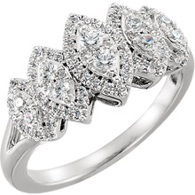 Every couple has their own one-of-a-kind love story, and the perfect engagement ring should express just that!