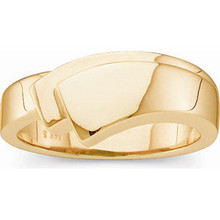 Fashion Ring In 14K Gold