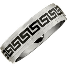 Product Specifications  Quality: Titanium  Style: Men's Wedding Band  Ring Sizes: 10  Width: 7mm  Surface Finish: Polished