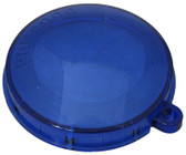 FIBERSTARS | Lens cover, snap-on plastic, Blue | FPAL-LB