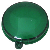 FIBERSTARS | Lens cover, snap-on plastic, Green | FPAL-LG
