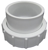 "WATERWAY | UNION, SUCTION SIDE, 2 1/2"" NUT, 2 1/2"" SLIP 