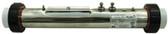 "BRETT AQUALINE   15"" FLOW THRU, 4.0 kW/240V, 2 1/4"" TUBE   90-225011"