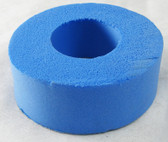 "AQUA PRODUCTS | RING (Light Blue PVA, 1"" thick) - Use on any unit, fited over Ruber Brushes ** SOLD EACH 