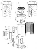 HAYWARD | WIRING HARNESS PST, HP2100 | HPX2268