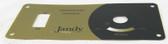 JANDY   TEMP CONTROL LABEL (EPG)   H0105300