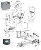 JANDY | CONTROLLER PWER INTERFACE PCB | R0458200