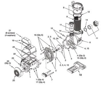 Wiring Diagram For Balboa Spa | Wiring Diagram Control on