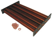 PENTAIR | HEAT EXCHANGER, LESS HEADS, 350 | 075630