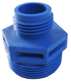 "LITTLE GIANT | 1 1/4"" X 3/4"" GARDEN HOSE ADAPTER 