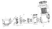 PENTAIR | STRAINER POT, COMPLETE EO 6' X 6' | 340013