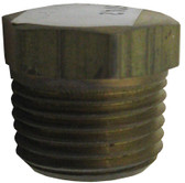 "PENTAIR | PIPE PLUG, ½"" NPT BRASS 