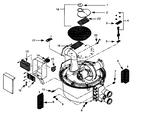 STA RITE | Display Cover Retainer Cap Kit | 77707-0009