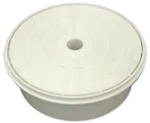 "ARMCO | 6"" COVER & RING WHITE 