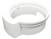 PENTAIR/LETRO | LEVELER TOP RING, WHITE | T16W