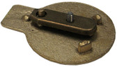 PERMA-CAST | DECK ANCHOR COVER, CAST BRASS | PE-8