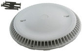 "AFRAS | 11.5"" DIAMETER COVER, HIGH CAPACITY REPLACES ABF51 & ABF64 -  GPM FLOOR 188/WALL 160 - WHITE 