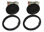 """PENTAIR   8"""" WITH LONG RING (2 PACK), BLACK   500141"""