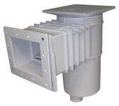 "HAYWARD | WHITE, 1 1/2"" FPT SQUARE LID 