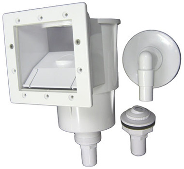 HAYWARD | COMPLETE SKIMMER WITH INLET AND VAC PLATE | SP1091LX
