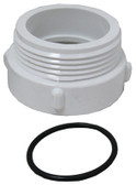 """WATERWAY   1-1/2"""" BUTTRESS UNION,3/4"""" EXTENSION WITH O-RING   92035"""