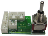 PENTAIR | CVA-24 CIRCUIT BOARD W/SELECTOR SWITCH | 270078