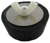"TECHNICAL PRODUCTS INC | WINTERIZING PLUG, 2"" FITTING, #12 
