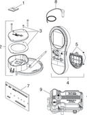 JANDY | PDA UPGRADE KIT, P&S 6  (PPD, HANDHELD, & JBOX) | R0473300