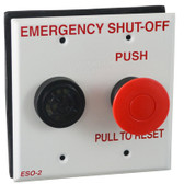 PENTAIR | EMERGENCY SHUT OFF SWITCH WITH ALARM | ESO2