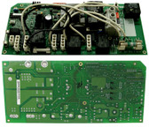 "BALBOA | VS501 CIRCUIT BOARD MEASURES 11"" X 5"" (2) 8 PIN PHONE PLUG CONNECTORS CHIP NUMBER VS501ZR2B 